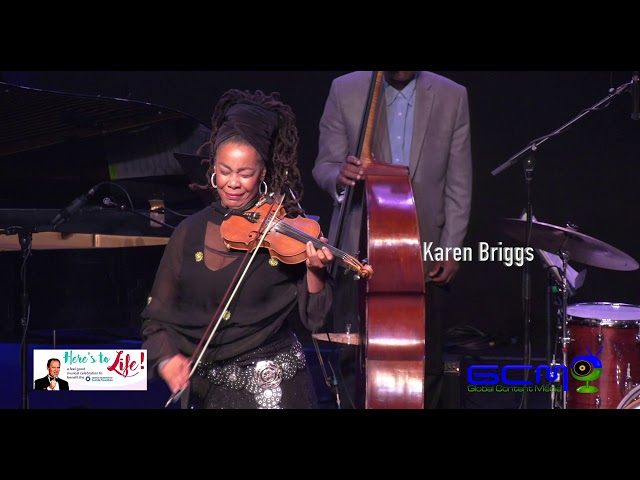 "Nobullying2020 Series, Suicide Prevention ""Here's to Life""  ""Karen Briggs"""