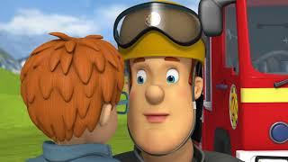 Cartoni animati per bambini car school a scuola con i camion