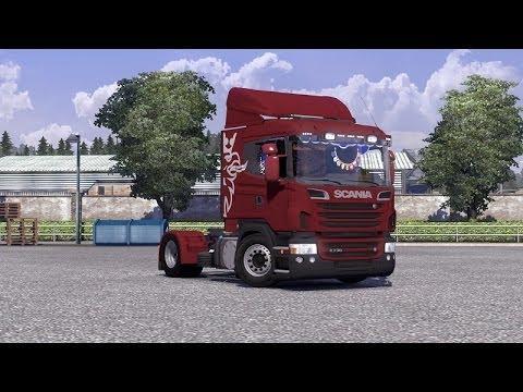 Scania R Interior v1.10.x