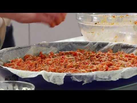 Choumicha: Pastilla au foie et viande hachée