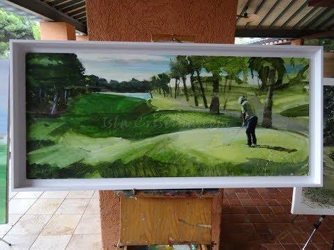 """IV Concurso de Pintura Rápida 'Colores de Islantilla"""""""