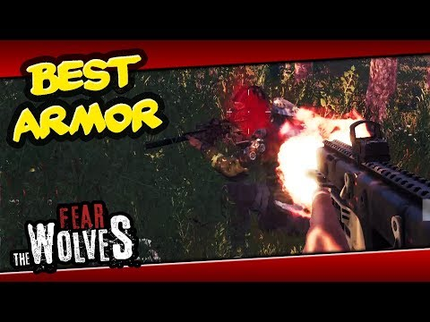 Fear The Wolves: Best Armor Set, How To Build The Loadout [ In- Depth Guide ]