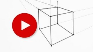 In this video I demonstrate how to draw cubes in two point perspective. The goal of the video is to show the basic methods constructing cubes in two point perspective. Later on we will withdraw from drawing vanishing point and will move on to projecting them instead. Hope you found this video usefull.As a side note its good to practise straight lines as later we will stop using extra tools as well ;)