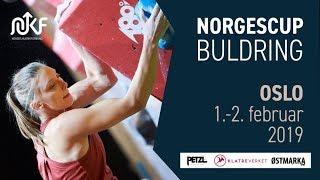Norwegian Bouldering Cup 2019 by Bouldering TV