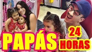 Video 24 HORAS SIENDO PAPÁS | Franccesco MP3, 3GP, MP4, WEBM, AVI, FLV September 2019