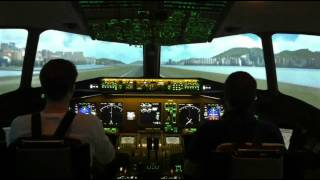 Flight Adventures (Strastbourg) & Flightdeck Solutions B777 FBPT Flight Video!