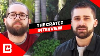 "http://www.beatstars.com - We recently had the opportunity to sit down with legendary online producers ""The Cratez"" on location in Los Angeles, Ca. We asked them how they continue to stay relevant and be able to run their online beat selling business so successfully. We also asked them why they invested $25,000 into BeatStars and what the future holds for the online producer community.  Website: http://www.thecratez.comTwitter: http://www.twitter.com/thecratez"