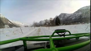 10. Arctic Cat 700 Special Edition 2016. With Tigertrax