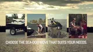 10. 2014 Sea -Doo Move Trailers