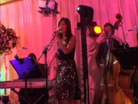 wedding jazz band - Event: 12 Aug 2008 Wedding Banquet Venue: Conrad Hotel Hong Kong Performers: Joses - Vocals Gee - Flute / Saxophone Yoyong - Keyboard Justin - Upright Bass A...