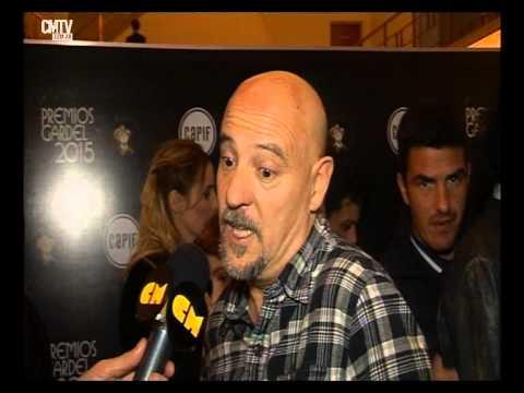 Juan Subira video Entrevista CM  - Premios Gardel 2015