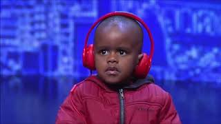 Video 3 YEAR OLD DJ PLAYS MANS NOT HOT ON SOUTH AFRICA'S GOT TALENT (GOLDEN BUZZER) MP3, 3GP, MP4, WEBM, AVI, FLV Mei 2018