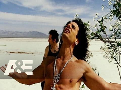 Criss Angel Mindfreak: Mindfreak Music Video (Desert) | A&E