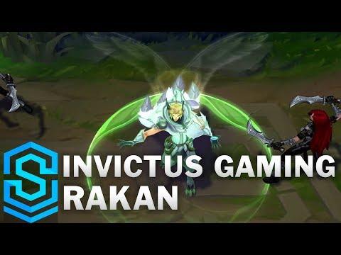 Invictus Gaming Rakan