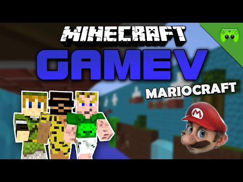 MINECRAFT Adventure Map # 5 - Game V «» Let's Play Minecraft Together   HD