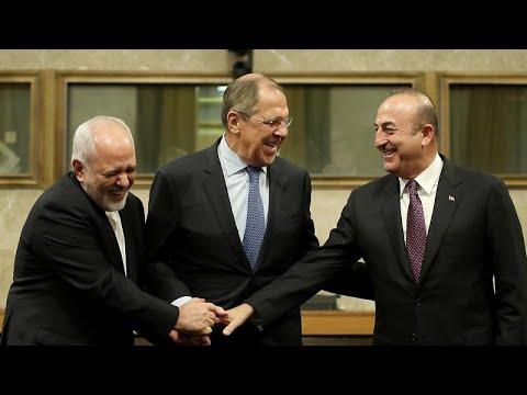 Russland: Außenminister Lawrow rügt die USA wegen Rüs ...