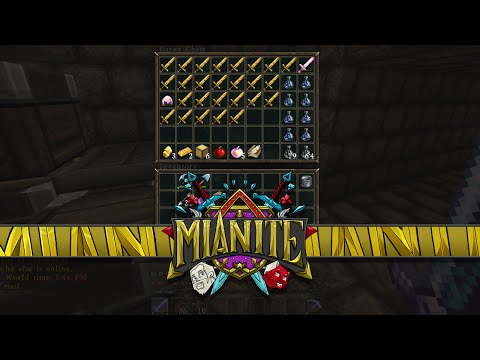 BEST - Hello there & take a seat on this adventure in the world of Mianite where Syndicate is to roam the land & plunder its riches but.. he's not on his own as he is joined by fellow Mianites on...