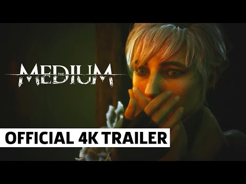The Medium - Xbox Series X - gameplay