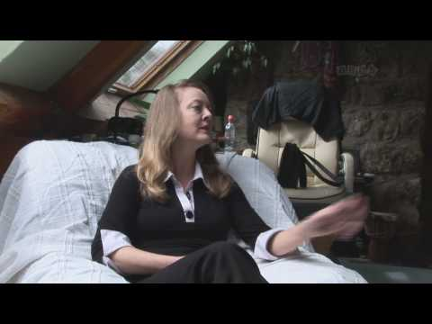 BBC5.tv Interview Annie Machon Part 1/4