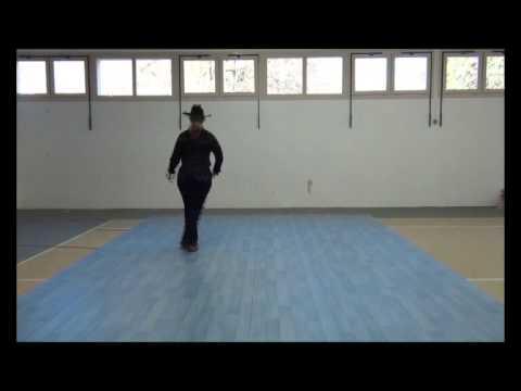 TORNADO line dance