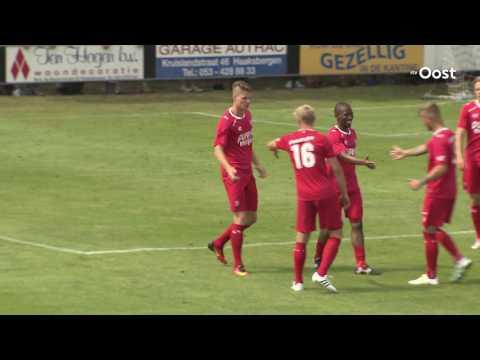 Samenvatting FC Twente - Al-Taawoun