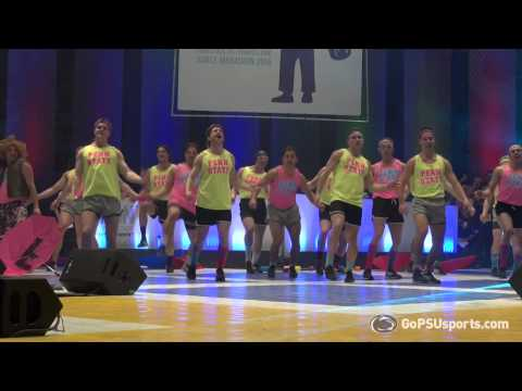 2015 THON Pep Rally Dance – Men's Hockey