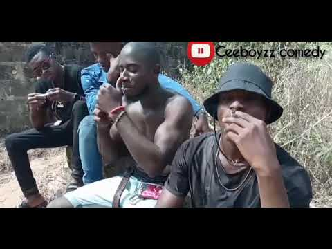 Real SK,Weed gangsters. Smoking goes wrong (real house of comedy) #crazecrown# #laftatv#