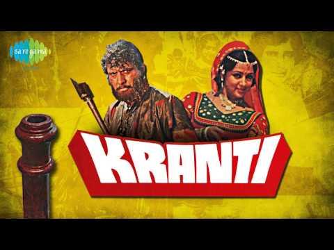 Video Mara Thumka - Lata Mangeshkar - Kranti [1981] download in MP3, 3GP, MP4, WEBM, AVI, FLV January 2017