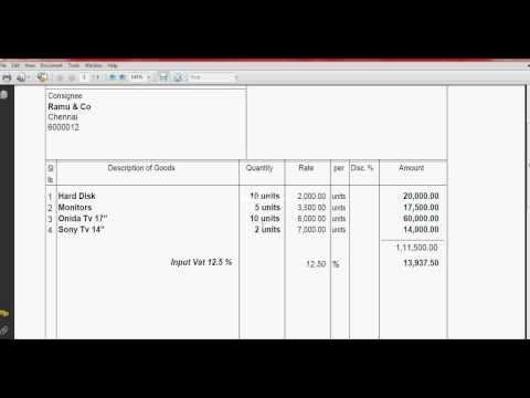 Practical accounting - bookkeeping in tally