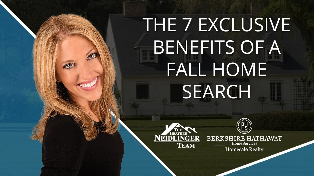 The 7 Greatest Benefits of Searching for a Home in the Fall