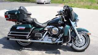 8. For Sale 1997 Harley-Davidson FLHTCUI Ultra Classic at East 11 Motorcycle Exchange LLC