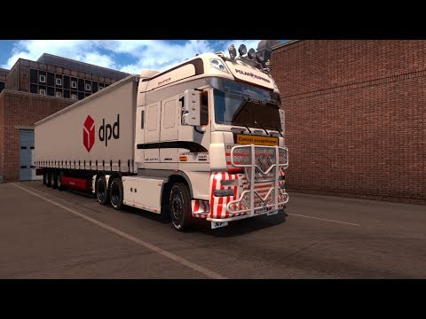 Improved DAF XF 105 v1.6