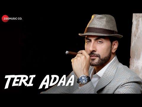 Video Teri Adaa - Official Music Video   Sudhanshu Pandey   Ravi Singhal   MG - Mehul Gadani download in MP3, 3GP, MP4, WEBM, AVI, FLV January 2017