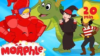 Video My Magic Knight - My Magic Pet Morphle episodes for Kids (Knight, Dragon, Pirate & Witch) MP3, 3GP, MP4, WEBM, AVI, FLV Juli 2019