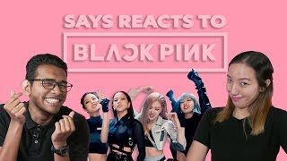 Video BLACKPINK'S Kill This Love | SAYS Reacts download in MP3, 3GP, MP4, WEBM, AVI, FLV January 2017