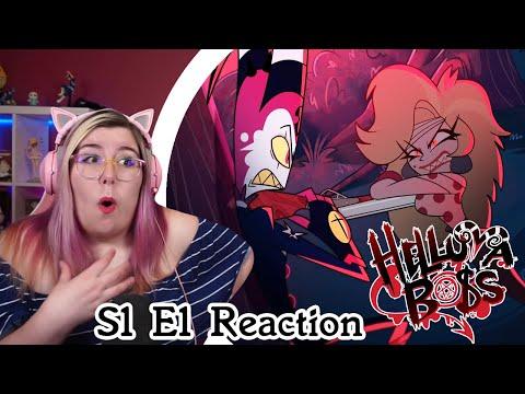 THEY BACK?!? - HELLUVA BOSS - S1 E1 - MURDER FAMILY REACTION - Zamber Reacts