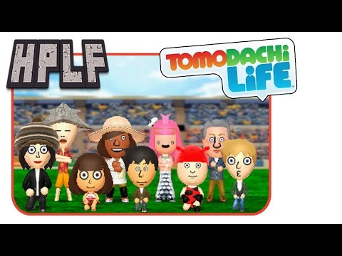 HOMIES POWER LEVEL FRIDAY! | Tomodachi Life
