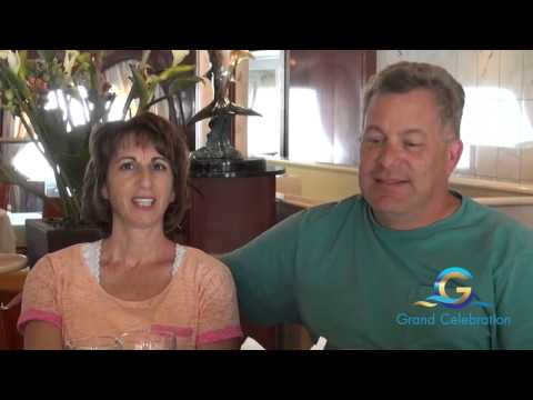 Jim and Debbie From GA- Grand Celebration Review