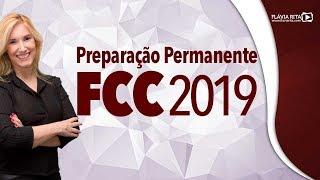 [AULA GRATUITA] - Preparação Permanente FCC/2019 - Flávia Rita - PRONOMES