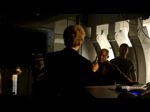 Doctor Who Season 10 SP Christmas Featurette 2