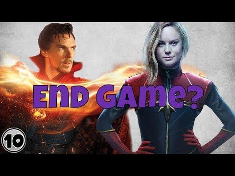 Top 10 Avengers 4 Fan Theories