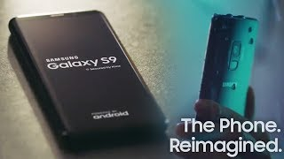 Samsung Galaxy S9 Released! Official Trailer