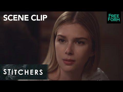 Stitchers | Season 3, Episode 3: Camsten Has A Fight | Freeform