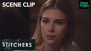 Stitchers   Season 3, Episode 3: Camsten Has A Fight   Freeform