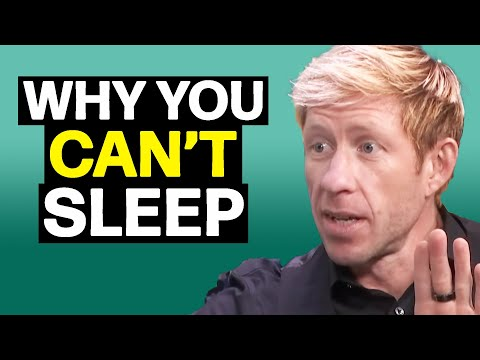 Why Sleep is the Most Important Pillar of Health with Professor Matthew Walker | FBLM Podcast