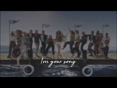 Andante, Andante - Lily James (Lyrics) | Mamma Mia 2