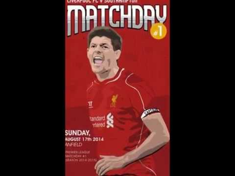 Liverpool Season 2014/2015 Matchday Photoes