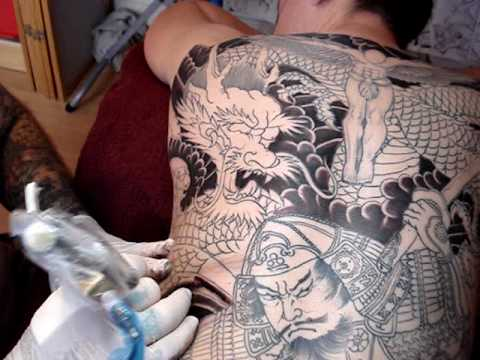 Japanese tattoo 2
