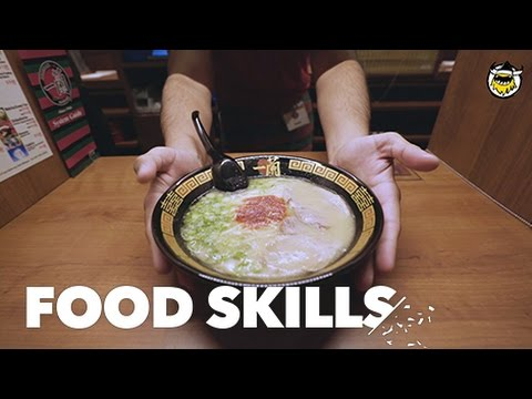 This Japanese Ramen Chain Is an Introvert's Paradise | Food Skills