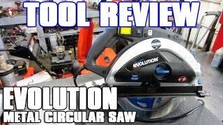 """Evolution Tools recently approached me to review their EVOSAW230 9"""" TCT Industrial Circular Saw.View Full Specs here;http://www.evolutionpowertools.com/us/steel/evosaw230.phpHelp me make videos! http://patreon.com/donyboy73Follow me on Facebook; https://www.facebook.com/pages/Donybo...Twitter;https://twitter.com/donyboy73Instagram: http://instagram.com/donyboy73/GOOGLE+ https://plus.google.com/u/0/b/1016213...Due to factors beyond the control of DONYBOY73 """"The Small Engine Doctor"""", it cannot guarantee against unauthorized modifications of this information, or improper use of this information.  DONYBOY73 """"The Small Engine Doctor"""" assumes no liability for property damage or injury incurred as a result of any of the information contained in this video. DONYBOY73 """"The Small Engine Doctor"""" recommends safe practices when working with power tools, hand tools, lifting tools, jack stands, electrical equipment, blunt instruments, chemicals, lubricants, or any other tools or equipment seen or implied in this video.  Due to factors beyond the control of DONYBOY73 """"The Small Engine Doctor"""", no information contained in this video shall create any express or implied warranty or guarantee of any particular result.  Any injury, damage or loss that may result from improper use of these tools, equipment, or the information contained in this video is the sole responsibility of the user and not DONYBOY73 """"The Small Engine Doctor"""".#DIY"""
